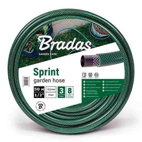 Шланг для полива Bradas SPRINT 1/2 50 м, WFS1/250