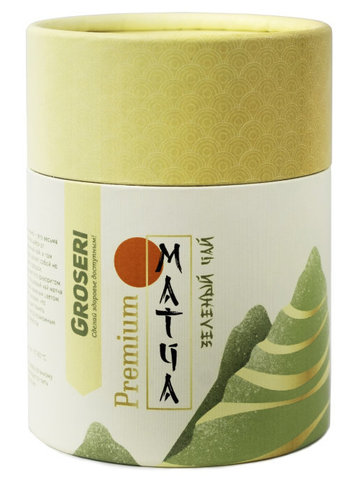 Чай Матча зеленый Премиум, 100гр (Гросери)
