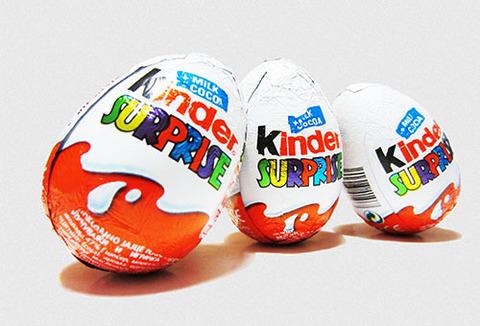 """Шоколадное яйцо """"KINDER SURPRISE"""""""