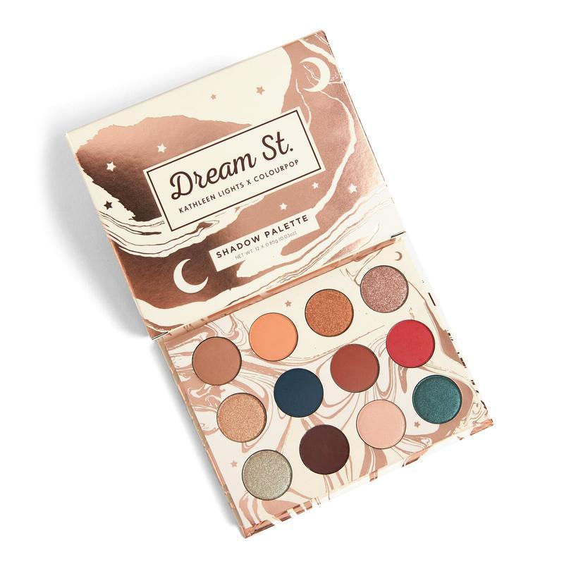 ColourPop Dream St. palette