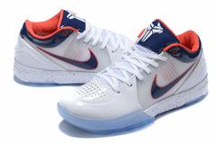 Nike Kobe 4 Protro 'White/Black'