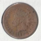 F292 1883 США 1 цент