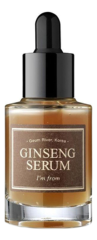 I'm From Ginseng Serum Антивозрастная сыворотка на основе женьшеня 30 мл