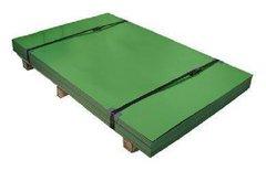 Лист гладкий (RAL 6005) зеленый мох 1250х2000х0,5мм