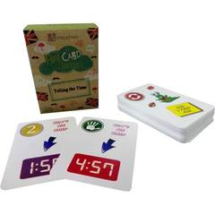 Telling the Time Fun Cards