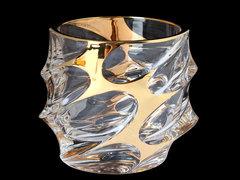 Набор из 6 стаканов для виски «Calipso», золото, фото 9
