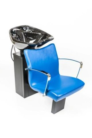 Парикмахерская мойка Сибирь с креслом Инекс