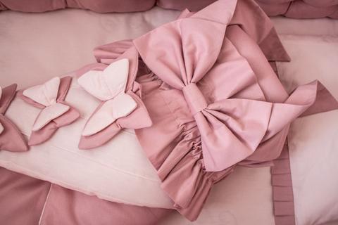 Бант на одеяло- конверт  Butterfly