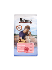 Cухой корм для собак мелких пород KARMY Delicious Mini Телятина