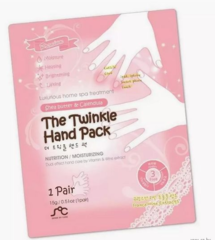 Aomi - Увлажняющие перчатки с маслом ши календулой