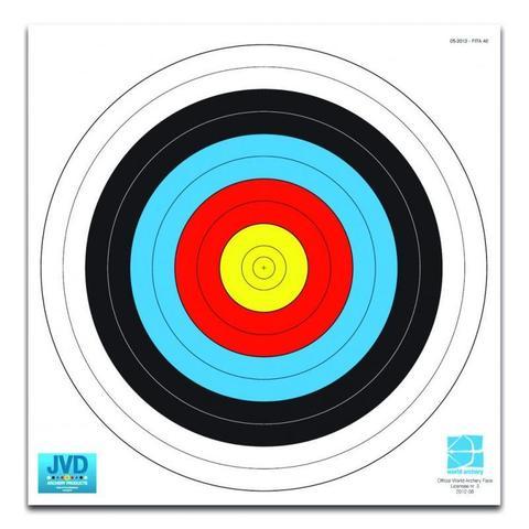 Мишень для стрельбы из лука JVD Target Face Fita 40 cm