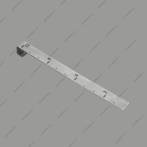 Линейка для кубов 12 литров серии Lite и Middle (D250)