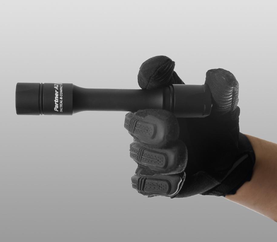 Тактический фонарь Armytek Partner A2 (тёплый свет) - фото 3