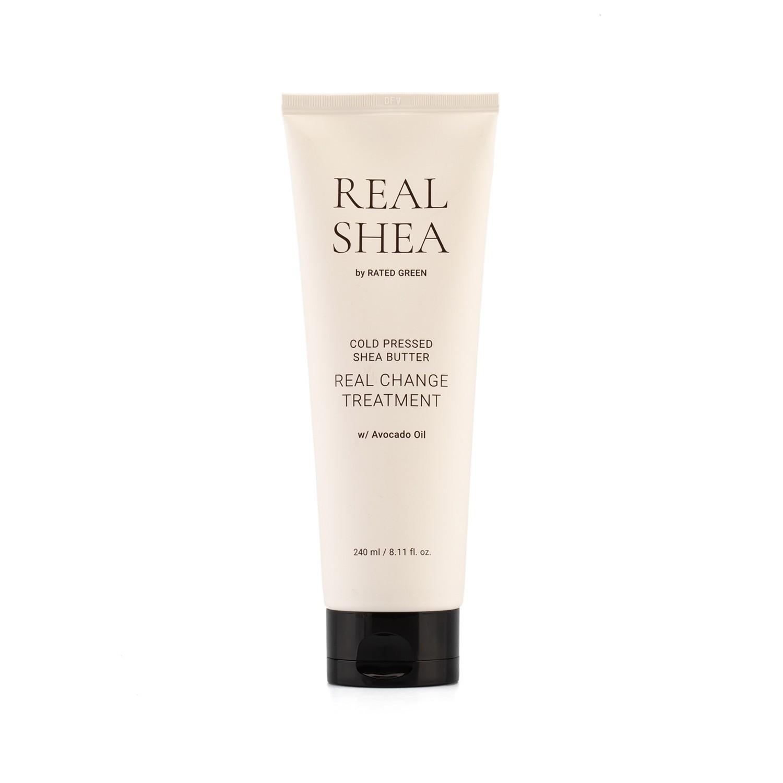 Маска питательная Rated Green Real Shea Real Change Treatment 240 мл