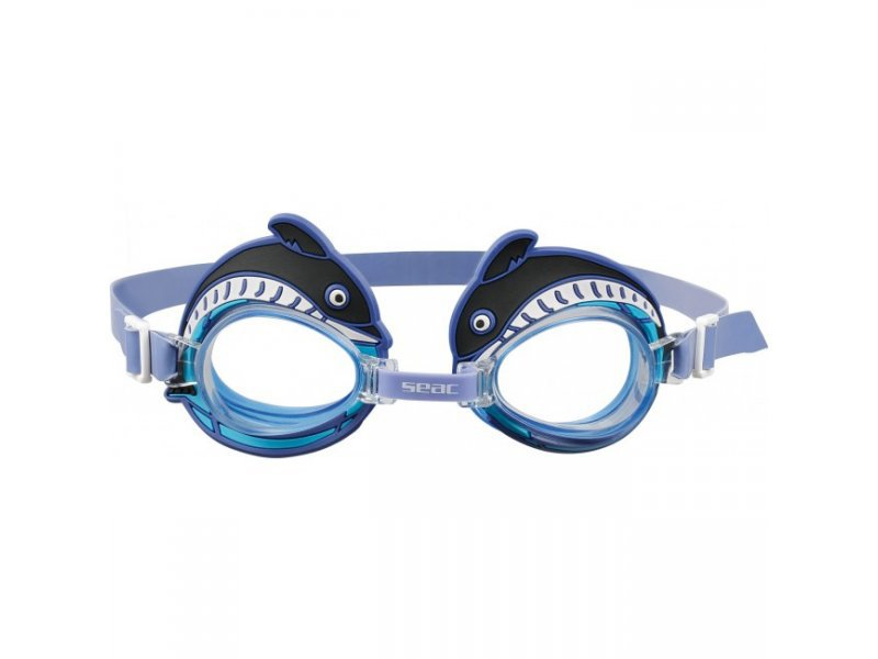 Очки для плавания Seac Sub Flipper детские