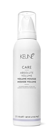 Keune Мусс для волос Абсолютный объем СARE Absolute Volume Mousse