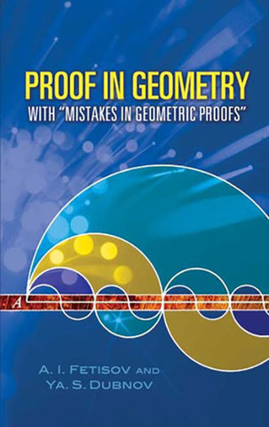 9780486453545 - Proof in Geometry: With
