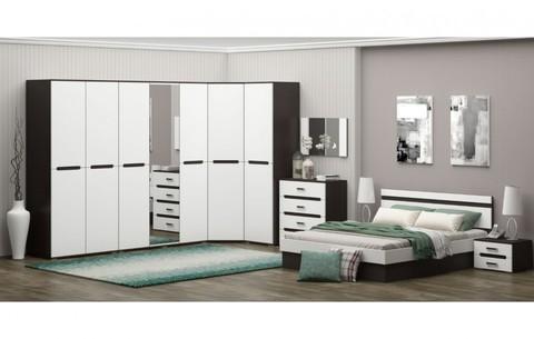 Модульная спальня Карина-9