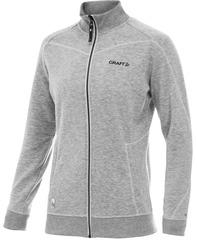 Куртка флисовая женская Craft In the Zone grey