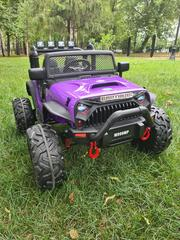 Jeep Wrangler M999MP (двухместный)