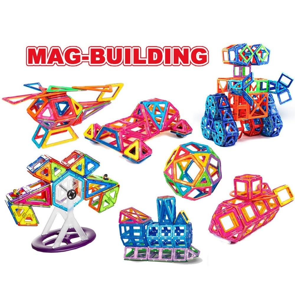 Товары на Маркете Магнитный конструктор Mag Building 138 деталей mag-building-3.jpg