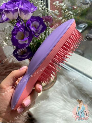 Расческа Tangle Teezer The Ultimate Lilac Coral