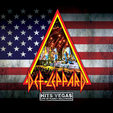 Def Leppard / Hits Vegas - Live At Planet Hollywood (2CD+DVD)