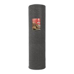 Коврик-дорожка против скольжения Zig-Zag, серый, 5 мм, 0,9*10 м