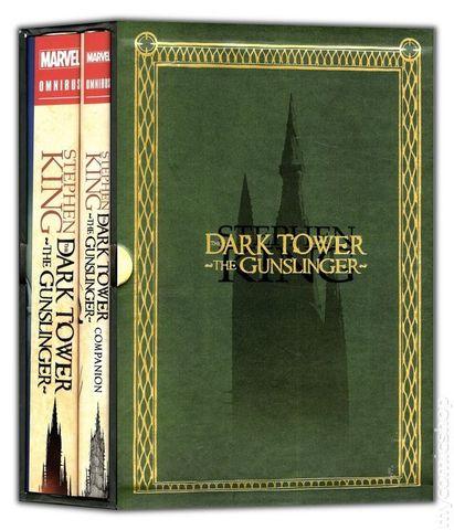 Stephen King's DARK TOWER GUNSLINGER OMNIBUS HC SLIPCASE ( 2 Volume Hardcover )