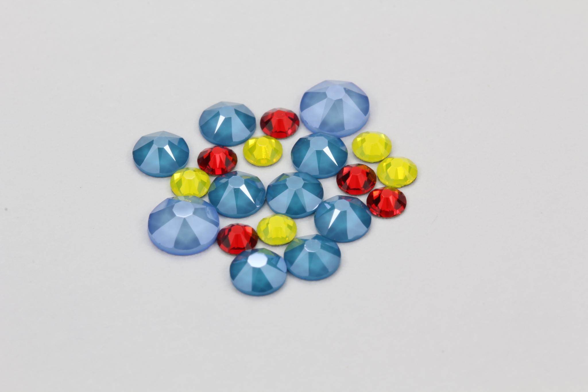 Мини-микс №013 Голубая Лагуна