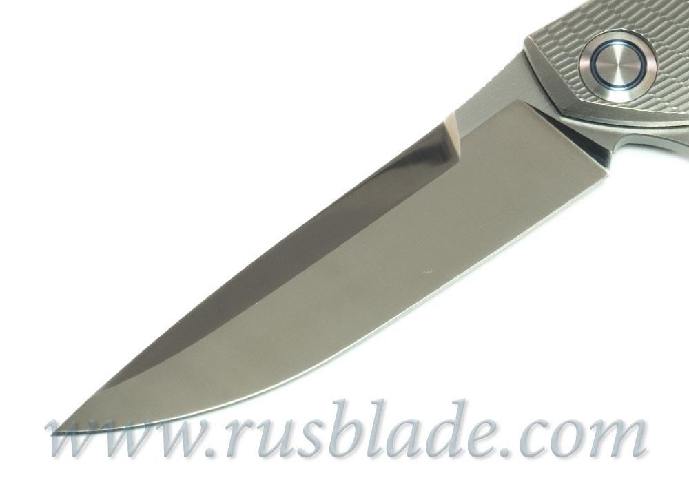 COORDINAL Shirogorov / Sinkevich CUSTOM KNIFE - фотография