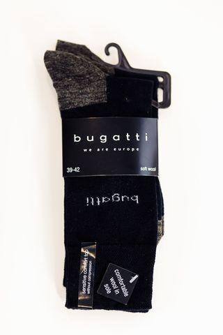Bugatti Набор носков с комфортной резинкой и мягкой шерстью