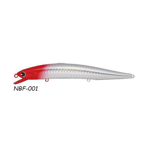 Воблер IMA NABARONE 125 S # NBS-001 Red Head