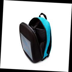 рюкзак +с led дисплеем One Air синий