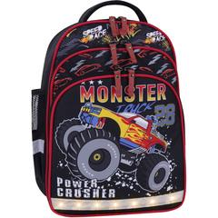 Рюкзак школьный Bagland Mouse черный 672 (00513702)