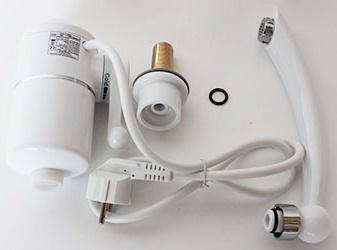 проточный электроводонагреватель