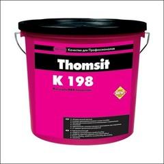 Клей водно-дисперсионный для ПВХ покрытий CERESIT K 198 контактный (морозостойкий) (белый)