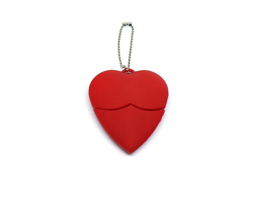 usb-флешка сердечко оптом