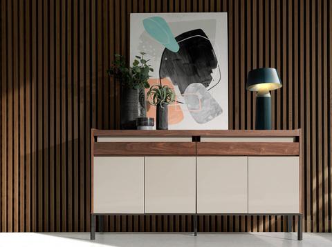 Сервант деревянный BRG1701-3