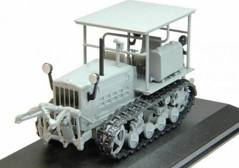 Модель Трактор №34 ДТ-57 (история, люди, машины)