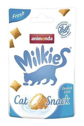 Animonda Milkies Crunchy Pillows Cat - Fresh