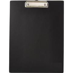 Папка-планшет Attache Economy A4 пластиковая черная без крышки