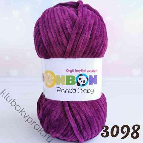 BONBON PANDA BABY 3098,