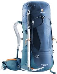 Deuter Aircontact Lite 45+10 Sl Arctic-Navy - рюкзак туристический