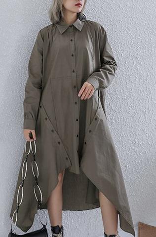 Платье-рубашка «EDELUR»