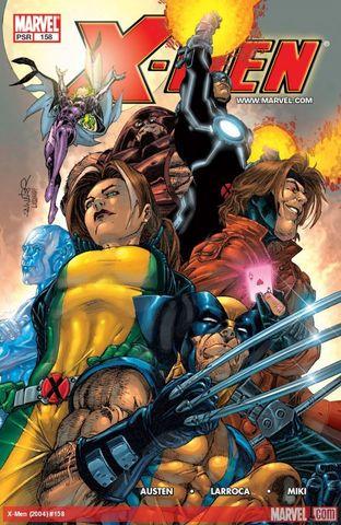 X-Men. Vol 2. #158