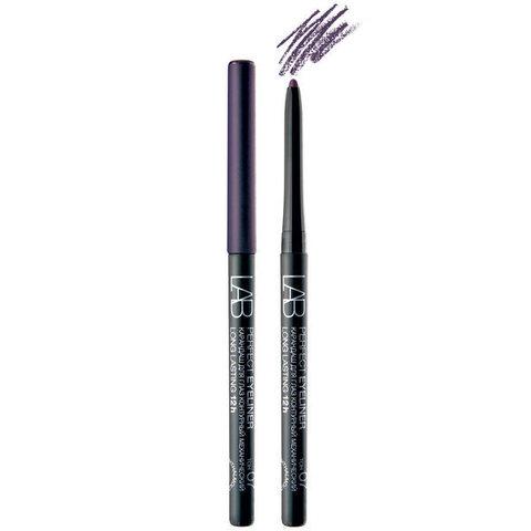 Карандаш для глаз LAB colour Perfect Eyeliner Long Lasting 12h контурный механический тон 07 баклажан , ( Белита )