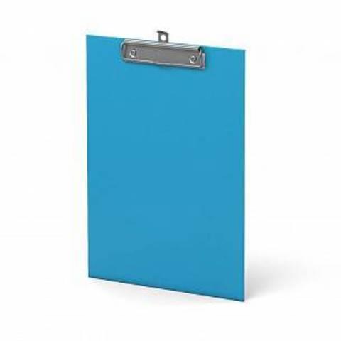Планшет ERICH KRAUSE NEON А4 вертик. картон  голубой