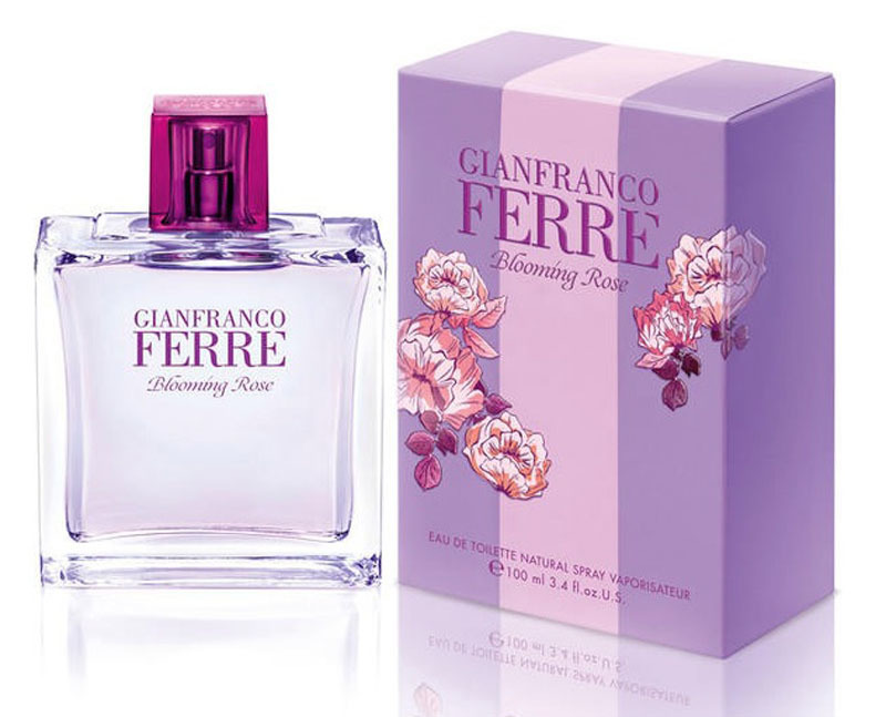 Ferre Blooming Rose EDT