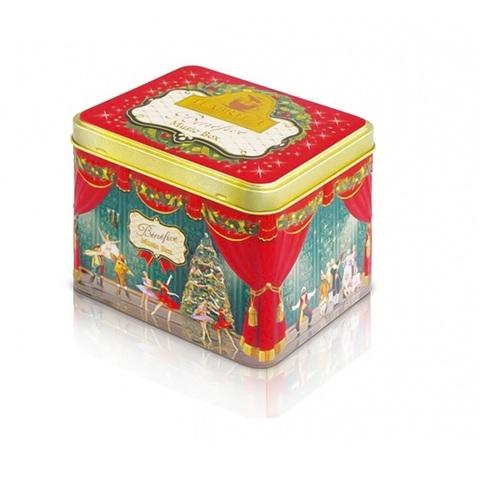 СЗН НГ Подарочная музыкальная шкатулка Бенефис (чай Золотой Ассам) 1кор*12бл*1шт, 100г